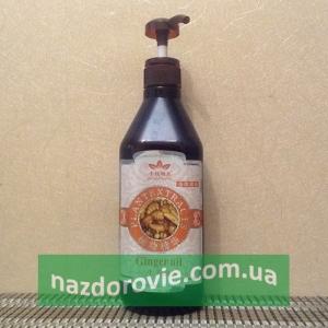 Массажное масло имбирное